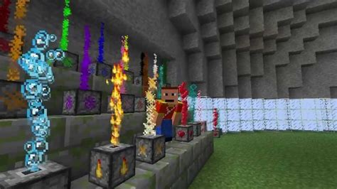 minecraft episode  particle decorations ipodmail