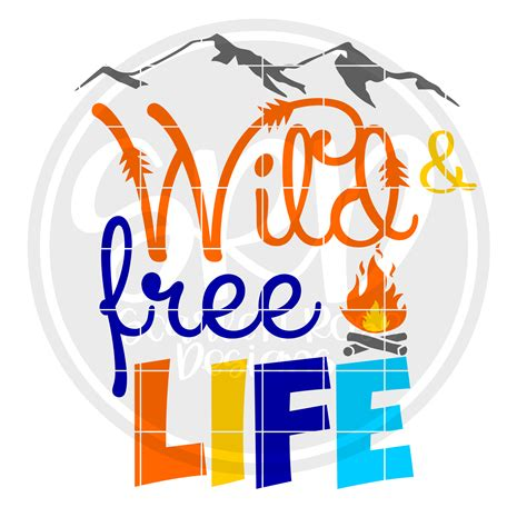 Check out our free svg files selection for the very best in unique or custom, handmade pieces from our art & collectibles shops. Outdoor Mountain Hiking SVG cut file, Wild and Free Life ...