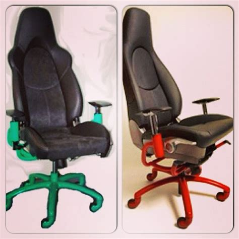 porsche gt3rs authentic office chair awesome gifts