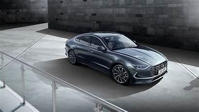 Hyundai Sonata Wallpapers April