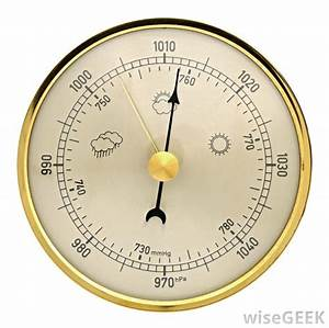 What is a Barometer? (with pictures)