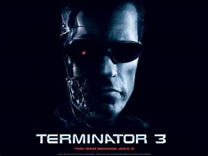 Terminator 3 - Terminator Wallpaper (9844446) - Fanpop