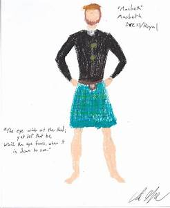 Macbeth Costume Design: Macbeth Court by Erasychthon on ...