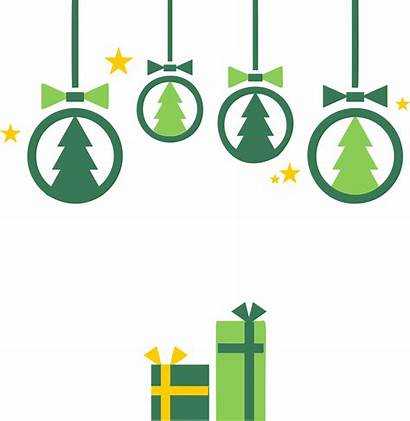 Christmas Decorations Clip Clipart Icons Svg Absolutely