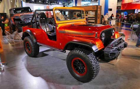 jeep cj  specs release date price