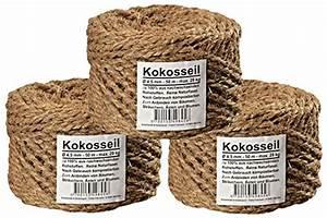 Seil Für Kratzbaum : humusziegel 4 5 mm kratzbaum seil mittel 3 x 50 m aus naturfaser kokosseil katzen ~ Orissabook.com Haus und Dekorationen