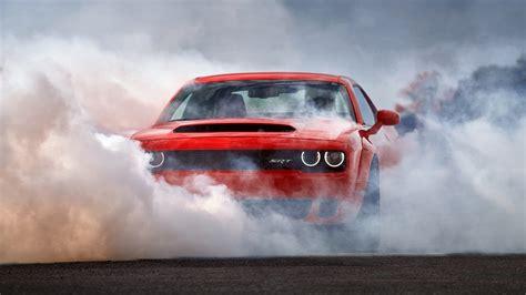 dodge challenger srt demon wallpaper hd car