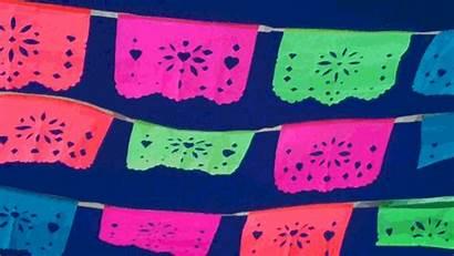 Papel Picado Dead Template Diy Templates Mexican