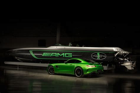 Cigarette Racing Boat Amg by Mercedes Amg Cigarette Racing Car And Boat 2017 Hd Cars