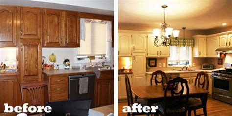 budget friendly before and after kitchen makeovers diy renovation inspiration 10 kitchen before afters