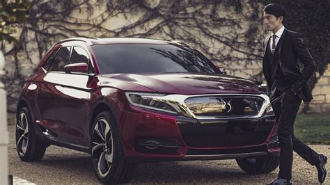 Ds Wild Rubis Concept Hints At Luxury Citron Suv