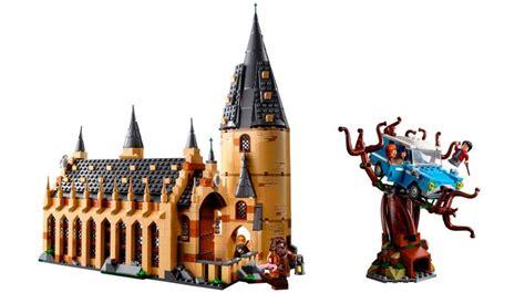 nuevos sets lego harry potter juegos juguetes