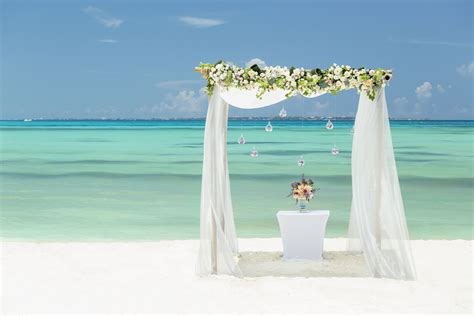 cancun resort spa weddings grand fiesta americana