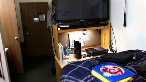 Extreme Dorm Room Video Game Setup Youtube
