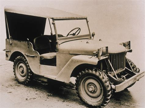 1940 Jeep Willys Quad Car Desktop Wallpaper Auto Trends