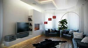 HD wallpapers salon tres moderne retro-wallpaper.irim.us
