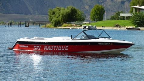 Craigslist Seattle Ski Boats by 1993 Ski Nautique For Sale In Woodinville Washington