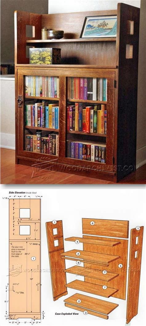 Bookcases Plans by Best 20 Bookcase Plans Ideas On