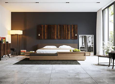 gorgeous dark bedroom designs  minimalist  playful