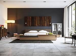 40, Beautiful, Black, U0026, White, Bedroom, Designs