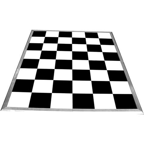 vinyl checkered flooring black and white portable interlocking flooring 3271