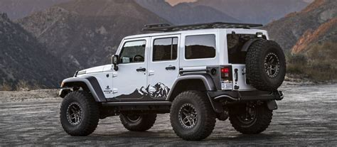 heres   fully loaded aev jeep wrangler
