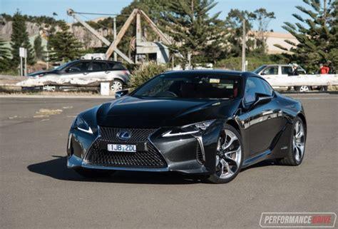 2017 Lexus Lc 500h Review (video) Performancedrive