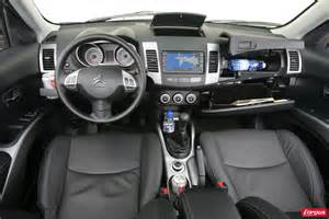 Citroën C-Crosser Laquelle choisir