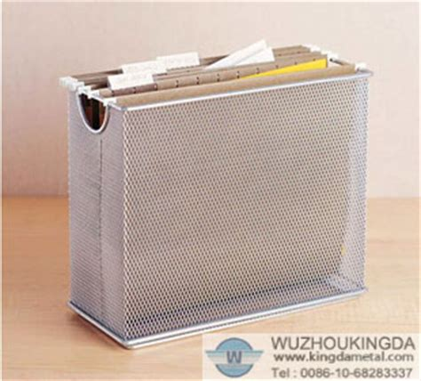metal mesh storage boxmetal mesh storage box supplier