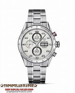 High Grade Tag Heuer Carrera Calibre 16 Replica Watches ...