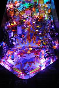 Best Buy Lights High Quality Simpsons Pinball Party Pinball Ultimate Led