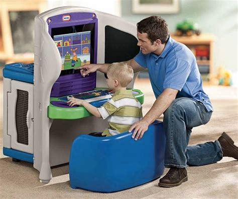 tikes computer desk tikes apparently makes kid friendly pc workstations