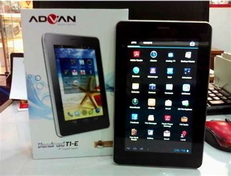 tablet advan vandroid t1e 28gunawan s
