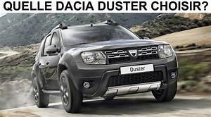 Avis Sur Dacia Duster : quelle dacia duster choisir ~ Medecine-chirurgie-esthetiques.com Avis de Voitures