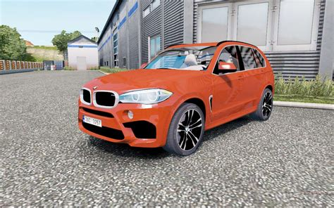 Mod Bmw X5 Truck Simulator 2 by Bmw X5 M F15 For Truck Simulator 2