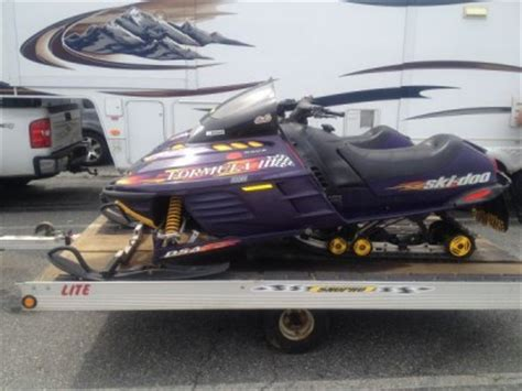 formula 3 skidoo 1998 ski doo formula 3 700 cc snowmobile for sale rowley