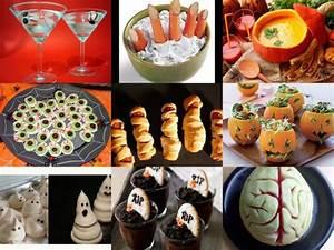 Buffet Halloween : buffet f cil de halloween paperblog ~ Dode.kayakingforconservation.com Idées de Décoration