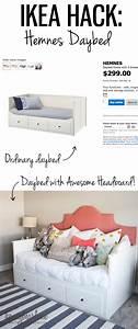 Ikea Hemnes Hack : hemnes daybed ikea hack honeybear lane ~ Markanthonyermac.com Haus und Dekorationen
