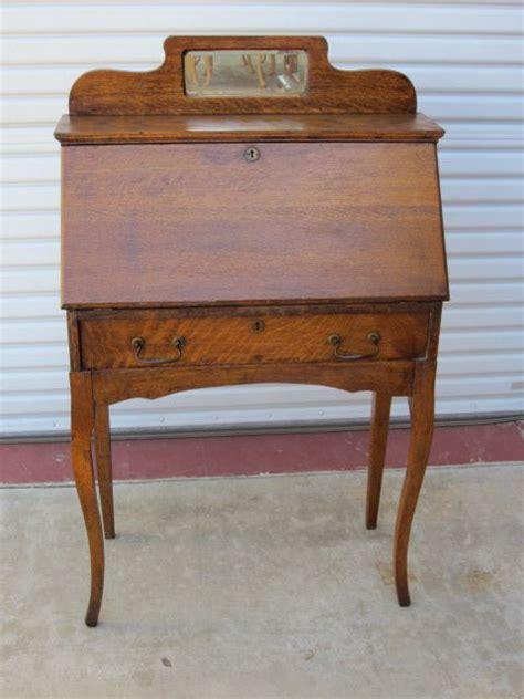 Antique Secretarys Desk by American Antique Breakfront Desk Antique