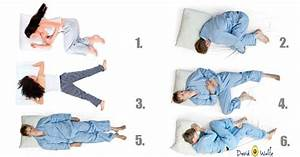 This Is What Your Sleeping Position Reveals About Your ...