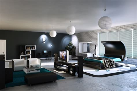 Modern Bedrooms : 15 Beautiful Mesmerizing Bedroom Designs