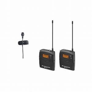 Rent A Sennheiser Ew 122p G3 Wireless Lavalier Mic