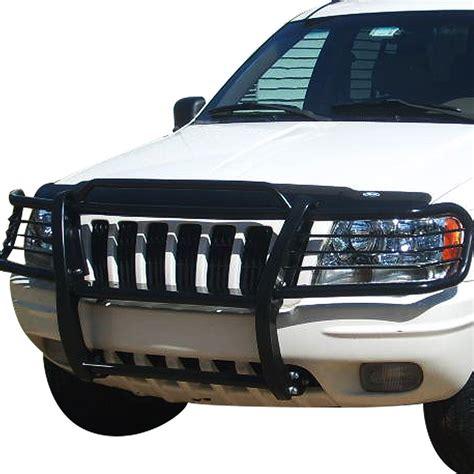 jeep bumper grill 99 04 jeep grand cherokee wj front bumper protector brush