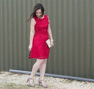 the little red dress wedding guest ootd loved by laura With red dress wedding guest