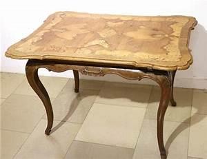 Kunst Antiquitten Und Mbel Tisch Im Barockstil