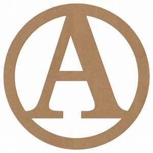 monogram wreath letter by celebrate ittm 14quot pinterest With ashland letter decor