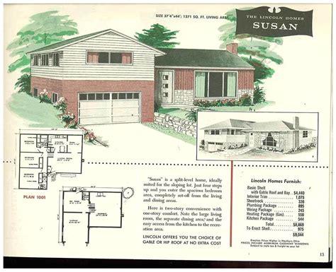 level house plans house plans 1960 split level house floor plans garages