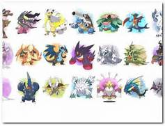 Mega Evolution Legenda...
