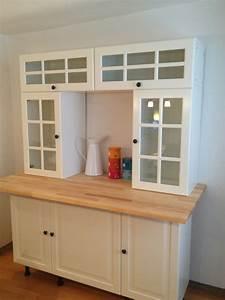 Ikea Sideboard Küche : einmal bullerb zum mitnehmen bitte oder k chenbuffet als ~ Lizthompson.info Haus und Dekorationen