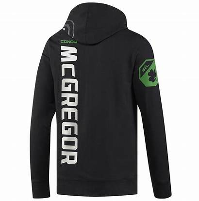 Mcgregor Ufc Hoodie Conor Reebok Champ Walkout
